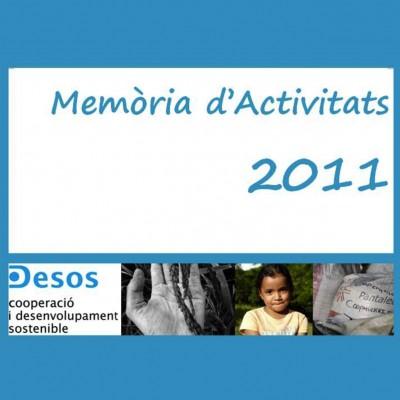 Memòria 2011_portada