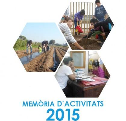memoria 2015 portada